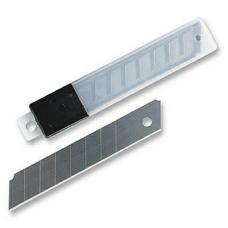 Лезвие для ножа (10 шт/уп) 25мм