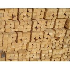 Брусок деревянный 50х50х3000