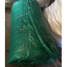 Тент строительный утеплённый 120 гр/м2 4Х6