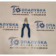 Плоскогубцы усиленные 6 *МАСТЕР*(подвесные)