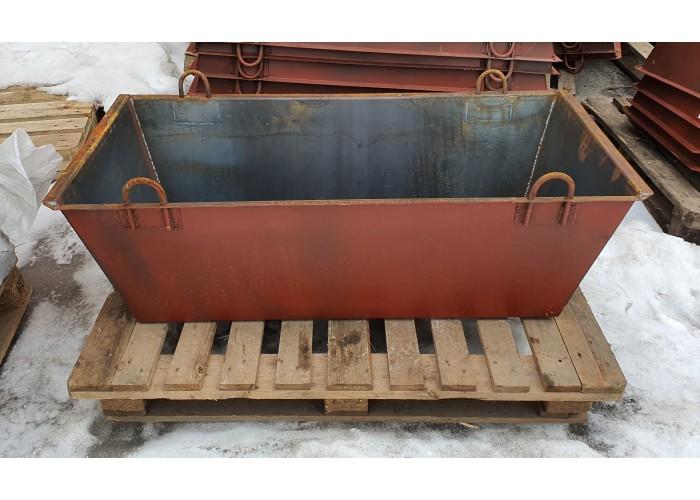 Ящик для раствора ТР-0.25