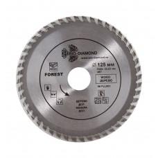 Диск пильный Трио Диамант 125*48Т*22.23 mm FLL802