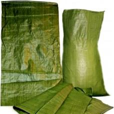 Мешок для строительного мусора тканый полипропиленовый (95х55 см)
