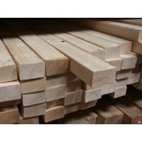 Брус деревянный 100х100х6000