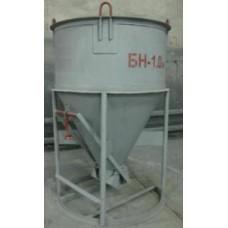Бадья для бетона БН-1,0 ( модификация 2)
