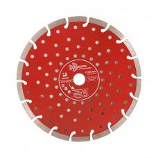 Диск алмазный отрезной сегментный 230мм по бетону Сегмент (Segment) hot press Серия Grand