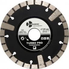 Диск алмазный 125 Turbo Глубокорез TP152