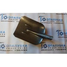 Лопата совковая СТ рельсовая сталь