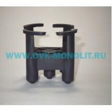 Фиксатор арматуры Стульчик Усиленный 35 - (5 ног) Защитный слой 35 мм, арматура от 5 до 32.