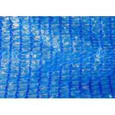 Сетка Фасадная 80 г/м2 Синяя (3х50м)