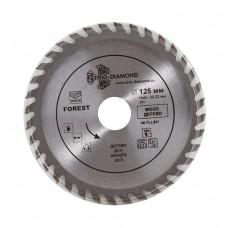 Диск пильный Трио Диамант 125*36Т*22.23 mm FLL801