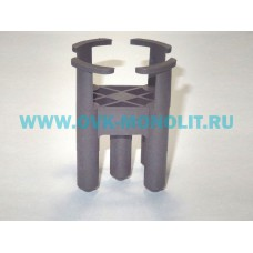 Фиксатор арматуры Стульчик Усиленный 50 - (5 ног) Защитный слой 50мм, арматура от 5 до 32.